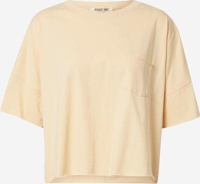 ABOUT YOU T-shirt 'Lenja' en crème, Vue avec produit