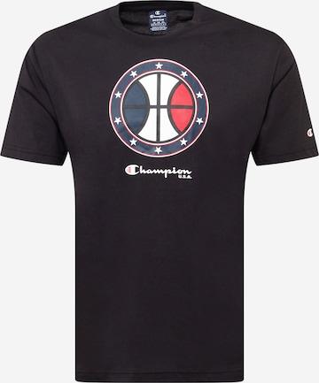 Champion Authentic Athletic Apparel Särk 'Off Court', värv must