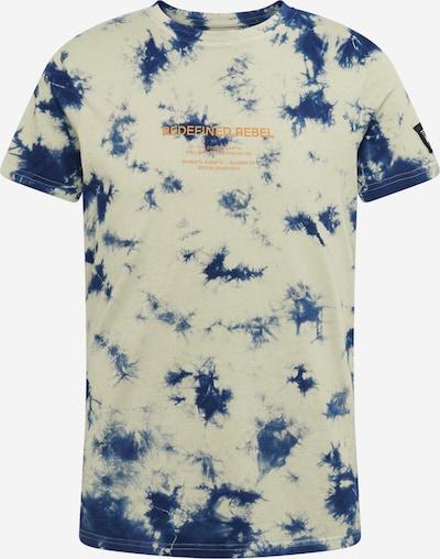 Redefined Rebel Majica 'Finn' u mornarsko plava / pastelno zelena, Pregled proizvoda