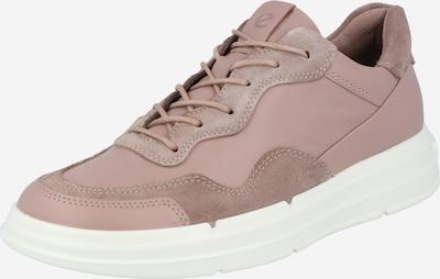 fáradt rózsaszín ECCO Rövid szárú edzőcipők 'Soft X', Termék nézet