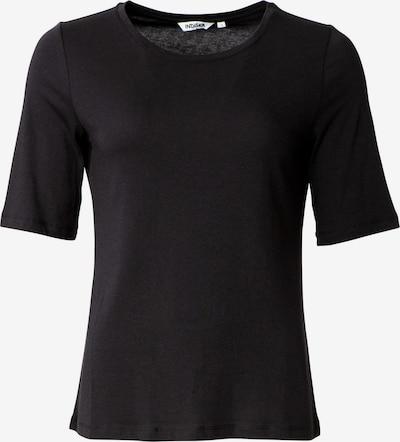 Indiska Shirt 'TEA' in schwarz, Produktansicht