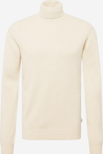 Casual Friday Pullover  'Karl' in beige, Produktansicht
