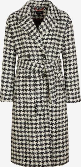 COMMA Mantel in schwarz / weiß, Produktansicht