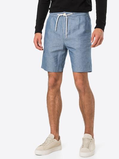 SCOTCH & SODA Chino kalhoty 'FAVE' - námořnická modř / zlatě žlutá / bílá, Model/ka