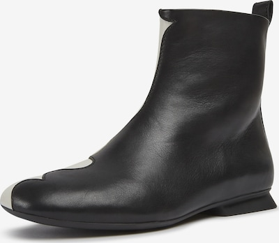 CAMPER Ankle Boots 'Twins' in Black / White, Item view