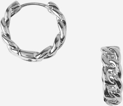 Orelia Náušnice 'Chain' - stříbrná, Produkt