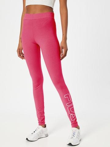 FILA Leggings in Roze