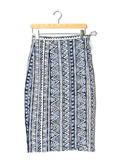 Pimkie Skirt in L/30 in Blue, Item view