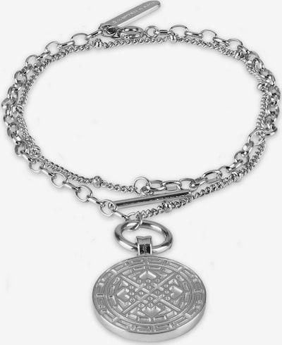 Kapten & Son Náramek 'Marrakech' - šedá / stříbrná, Produkt