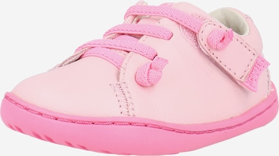 CAMPER Chaussure basse 'Peu' en rose, Vue avec produit