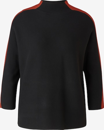 COMMA Pullover in Schwarz