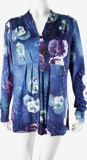 Elegance Paris Tunika in L in blau / violettblau / dunkellila, Produktansicht
