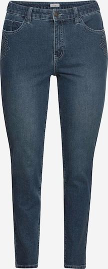 SHEEGO Jeans in blue denim, Produktansicht