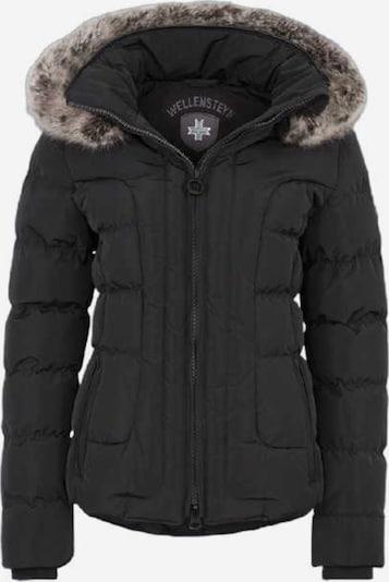 Wellensteyn Winterjacke in schwarz, Produktansicht