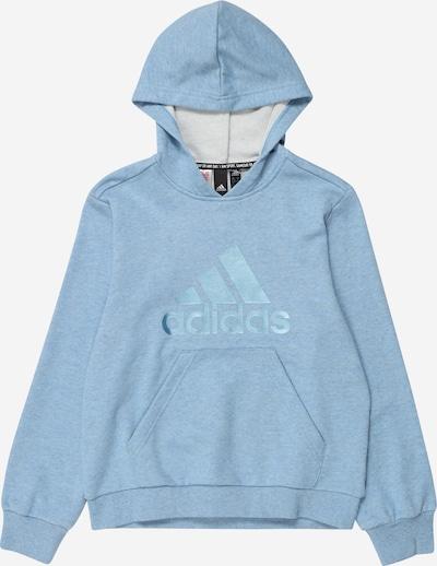 ADIDAS PERFORMANCE Sportsweatshirt in rauchblau, Produktansicht