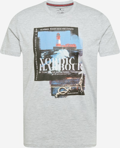 TOM TAILOR T-Shirt in mischfarben, Produktansicht
