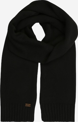 chillouts Szalik 'Grady' w kolorze czarny