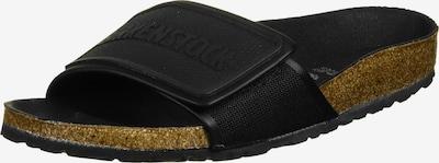 BIRKENSTOCK Pantolette 'Tema MF' in schwarz, Produktansicht