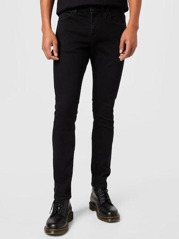 Volcom Jeans 'VORTA' in Black