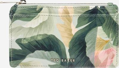 Ted Baker Novčanik 'Parna' u zelena / maslinasta / svijetlozelena / rosé, Pregled proizvoda