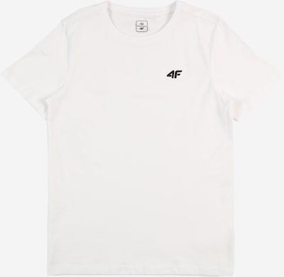 4F Sportshirt in weiß, Produktansicht