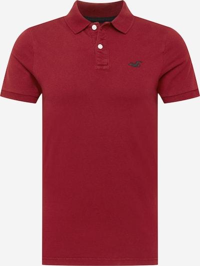 HOLLISTER T-Shirt en rouge cerise / noir, Vue avec produit
