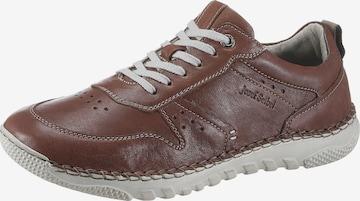JOSEF SEIBEL Sneaker 'Wilson 01' in Braun