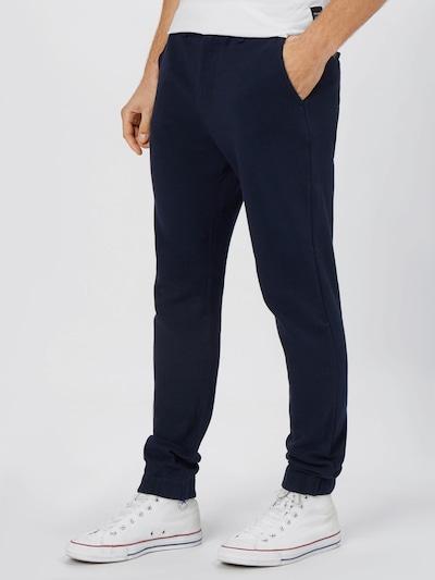 Ragwear Pantalon 'SIGURD' en bleu marine, Vue avec modèle
