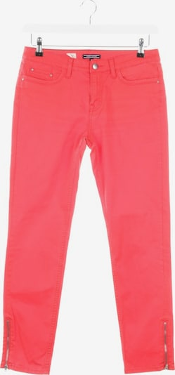 TOMMY HILFIGER Pants in S in Red, Item view