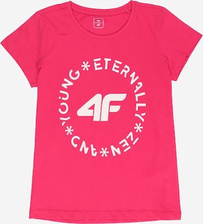 4F Funkčné tričko - pitaya / biela, Produkt