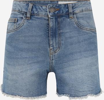 Noisy May Petite Shorts 'KATY' in Blau