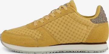 WODEN Sneakers in Yellow