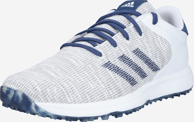 adidas Golf Sportske cipele u morsko plava / siva melange / bijela, Pregled proizvoda