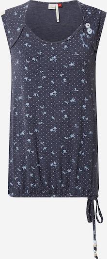 Ragwear Haut 'MIKE' en bleu marine / bleu clair, Vue avec produit