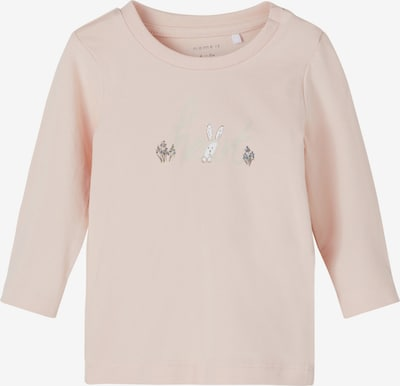 NAME IT Shirt 'TIKA' in rosa, Produktansicht