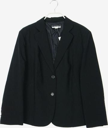 Basic Line Blazer in XXL in Black