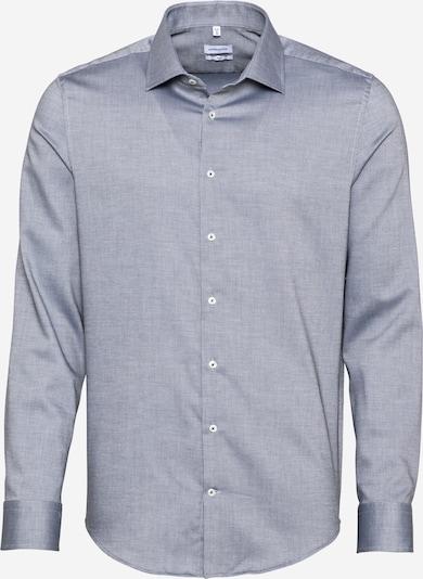 SEIDENSTICKER Hemd in grau, Produktansicht