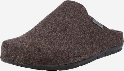 SHEPHERD Slippers 'SAMUEL' in Dark brown, Item view