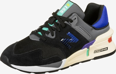 new balance Sneaker ' 997 ' in royalblau / grau / mint / schwarz, Produktansicht