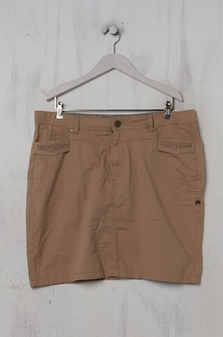 SURE Skirt in XXXL in Beige