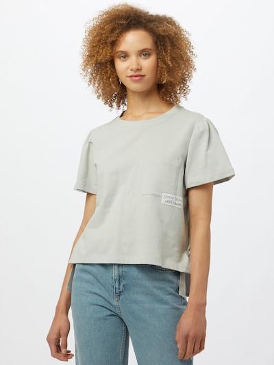 ONE MORE STORY Sweat-shirt en gris clair: Vue de face