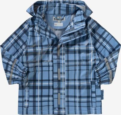 PLAYSHOES Jacke 'Karo' in blau, Produktansicht
