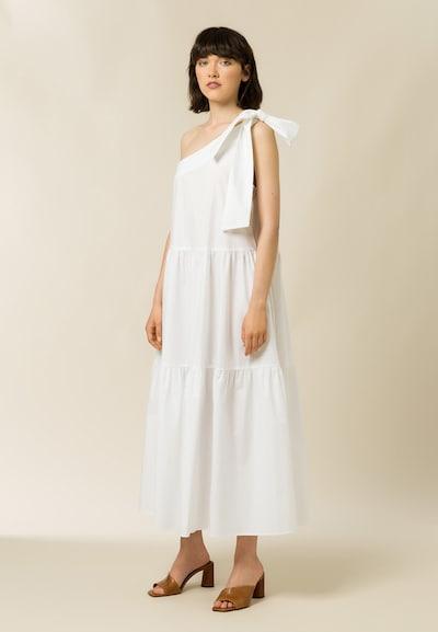 IVY & OAK Kleid 'Sommaco' in weiß, Modelansicht