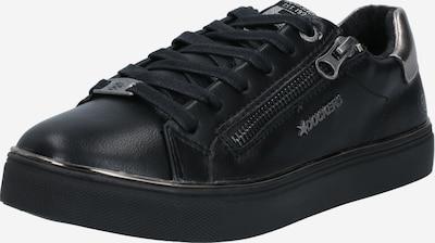 Dockers by Gerli Sneakers in Black / Silver, Item view
