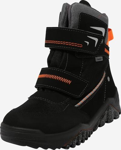 RICOSTA Boot 'ARCTIC' in Grey / Neon orange / Black, Item view