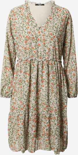 ZABAIONE Kleid 'Lara' in beige / mischfarben, Produktansicht