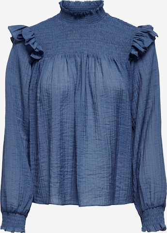 ONLY Bluse 'Laila' in Blau