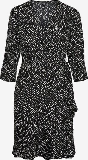 VERO MODA Robe en noir / blanc, Vue avec produit