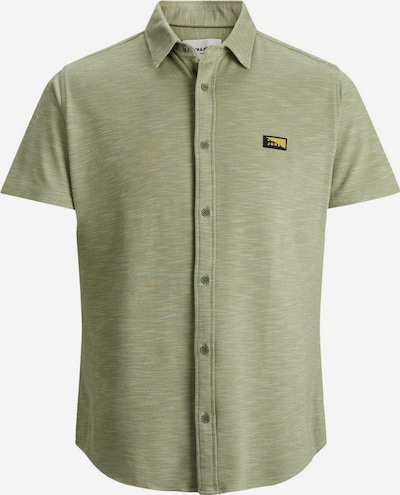 JACK & JONES Hemd 'Montana' in oliv, Produktansicht