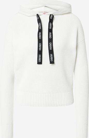 HUGO Пуловер в мръсно бяло, Преглед на продукта